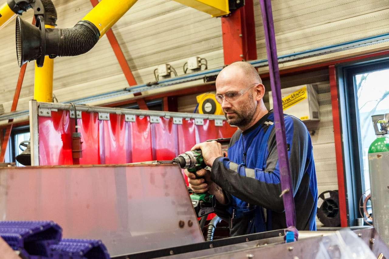 Afbeelding Werken bij Schipper Techniek Allround monteurs/metaalbewerkers (Almelo)