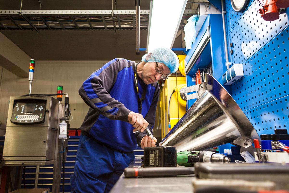 Afbeelding Werken bij Schipper Techniek Allround monteurs/metaalbewerkers (Oldenzaal)